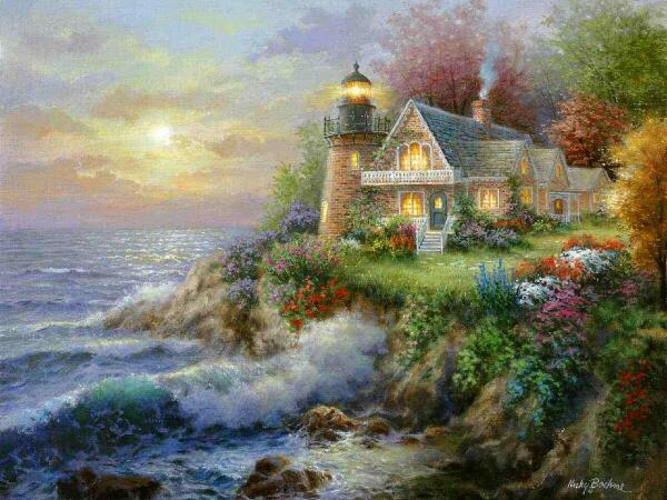 Nicky Boehme — Hearth and Home