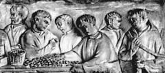 Так платили налоги в Риме в 3 в. н. э.