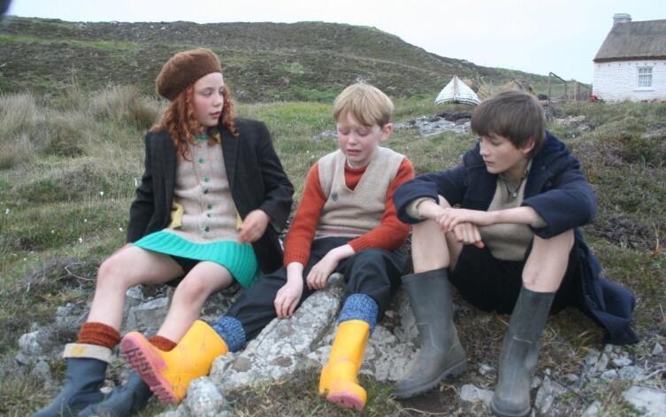Кадр из фильма «Сияние радуги»
