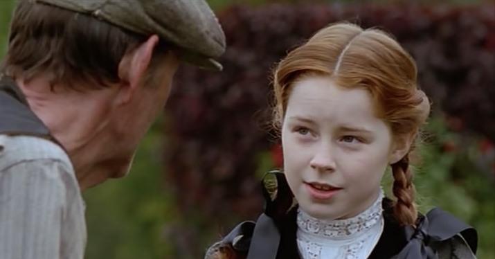 Кадр из фильма «Поллианна»