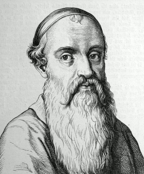 Менно Симонс, 1554г. лидер анабаптистского движения в Нидерландах в XVI веке, основатель меннонитов