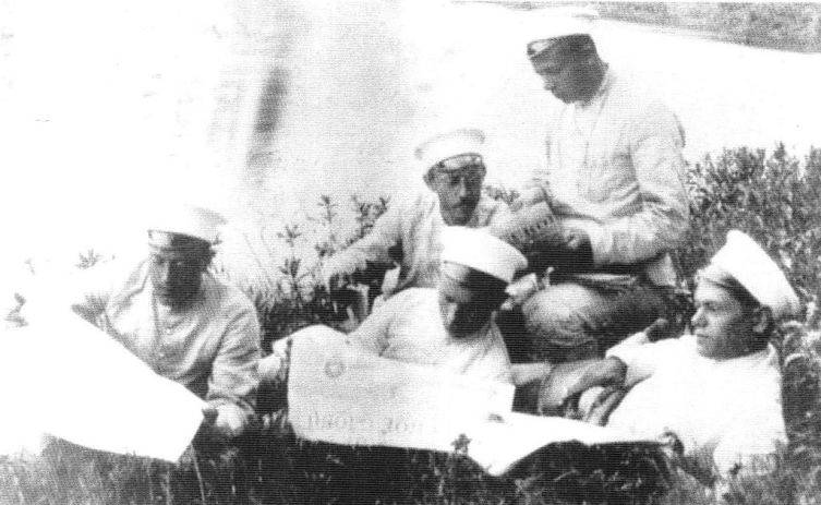 Меннониты на альтернативной службе в Российской империи, 1907 г.