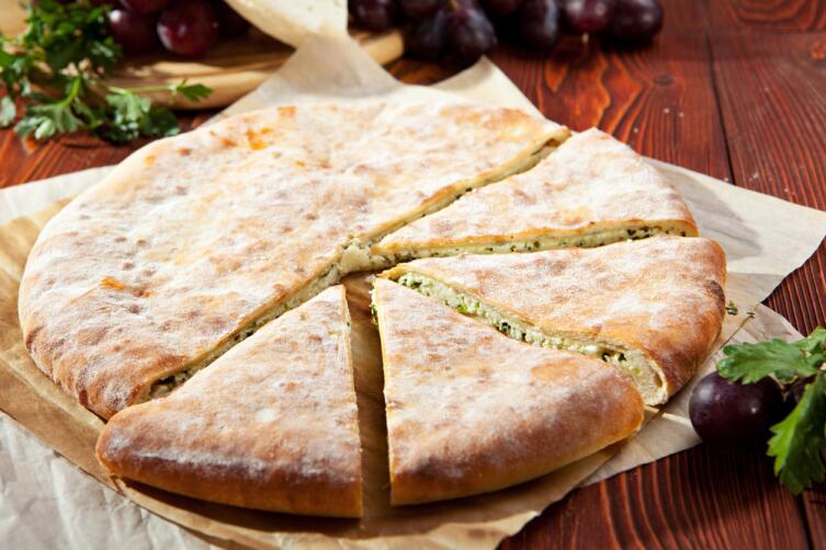 В чем секрет приготовления осетинского пирога? Технологии, проверенные веками