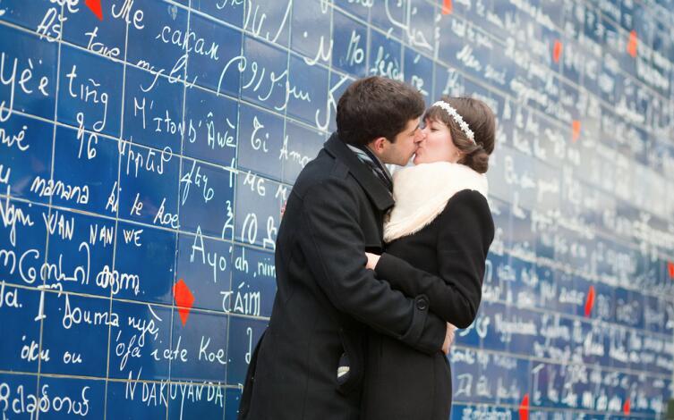 Где находится стена любви?