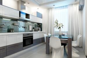 Как обустроить уютную кухню?