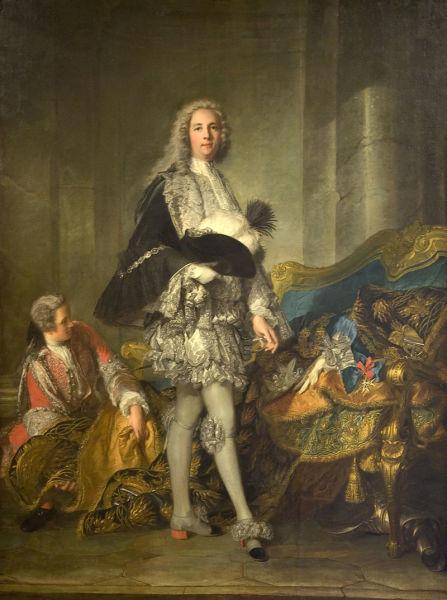 Луи Франсуа Арман де Виньеро дю Плесси, герцог де Ришельё