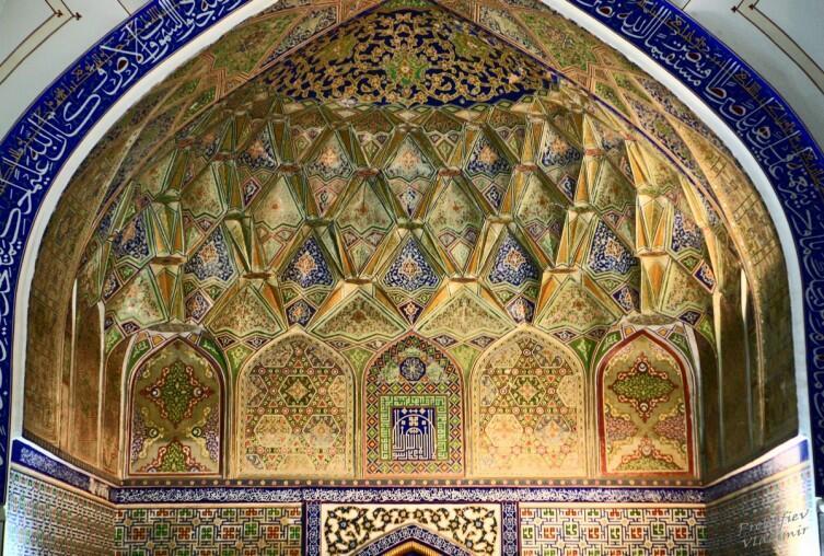 Чем интересен Узбекистан? Бухарские арабески