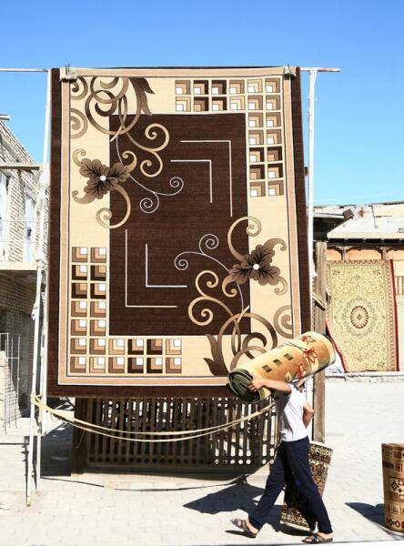 Бухарские ковры