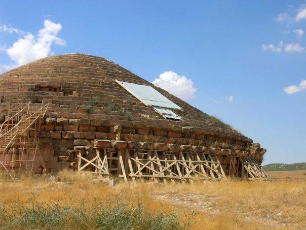 Пирамида Имедрасен