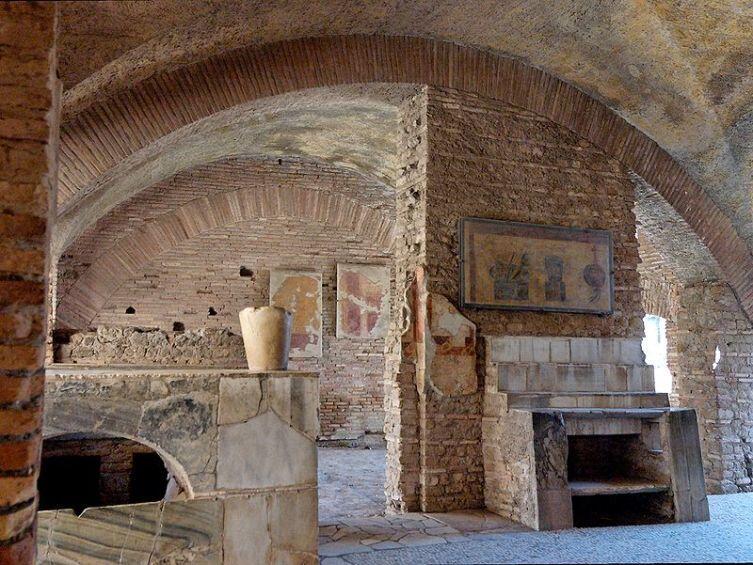 Харчевня и бар в Древнем Риме