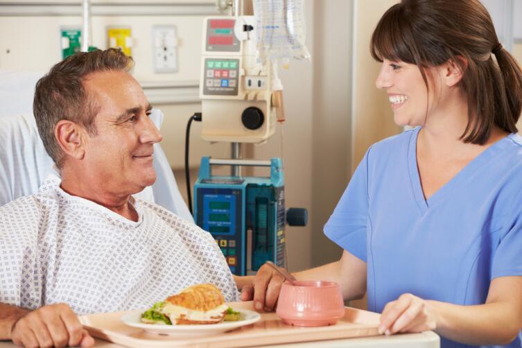 Лечебное питание в больницах: каковы новые нормативы Минздрава? Просто к сведению...