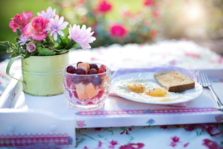 Каким должен быть завтрак здорового человека?