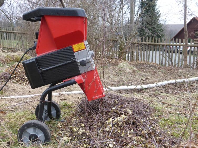 Садовый измельчитель