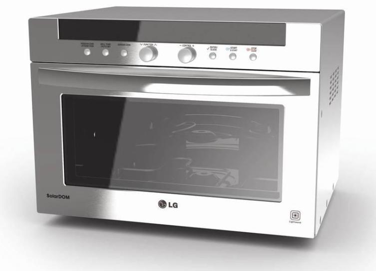 С печью Lightwave ваши блюда приобретут хрустящую корочку, но останутся сочными внутри