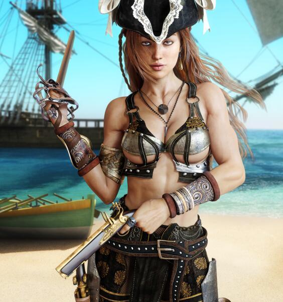 Известны ли истории женщины-пиратки?