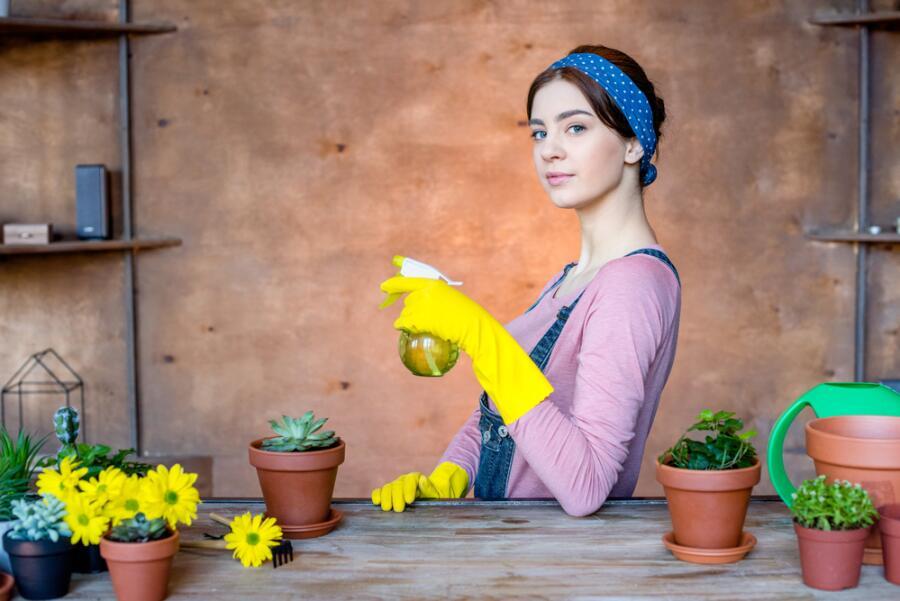 Как поливать растения в свое отсутствие?