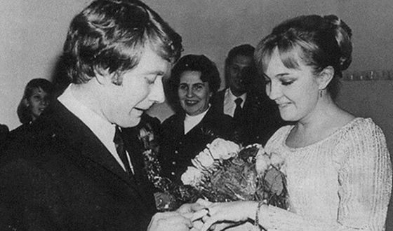Родители Марии Мироновой: Андрей Миронов и Екатерина Градова