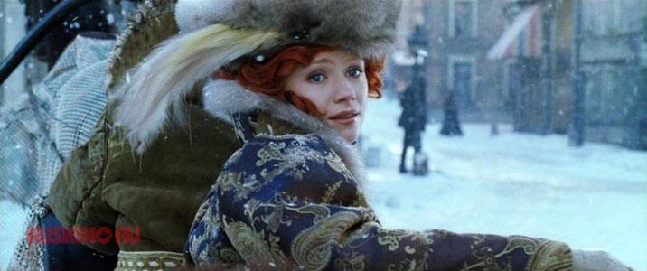Мария Миронова в роли мадам Жюли. Кадр из фильма «Статский советник»