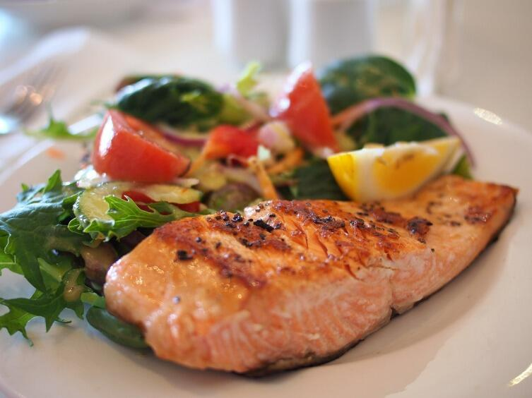 Рыба - источник Омега-3 кислот