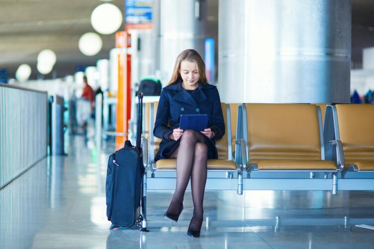 Аэропорт: с чего начинается отдых?