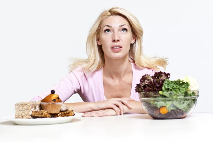 «Полосатая диета»: как похудеть, ни в чем себе не отказывая?