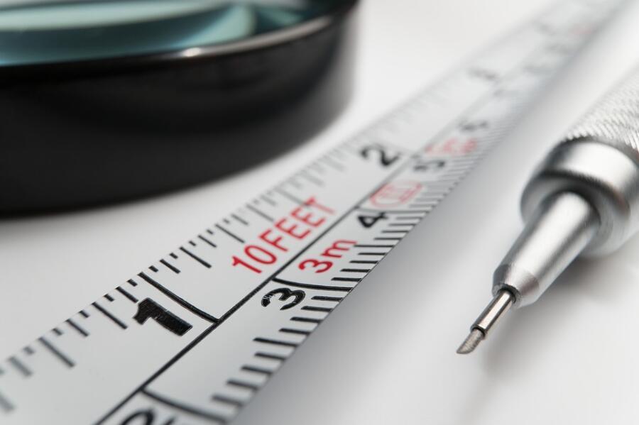 Как измерить без линейки?