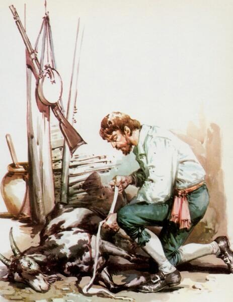 Альваро Маирани, «Приключения Робинзона Крузо»
