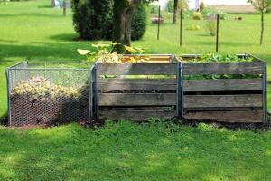 Как сделать компост на даче?