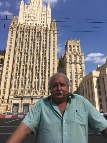 Возможна ли химическая атака в центре Москвы? Записки бывшего МИДовца