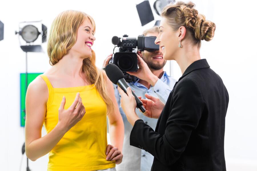 Как брать интервью? Десять правил журналиста