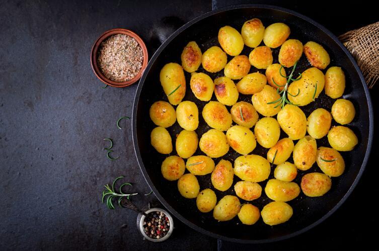Картофель выручит в дни поста