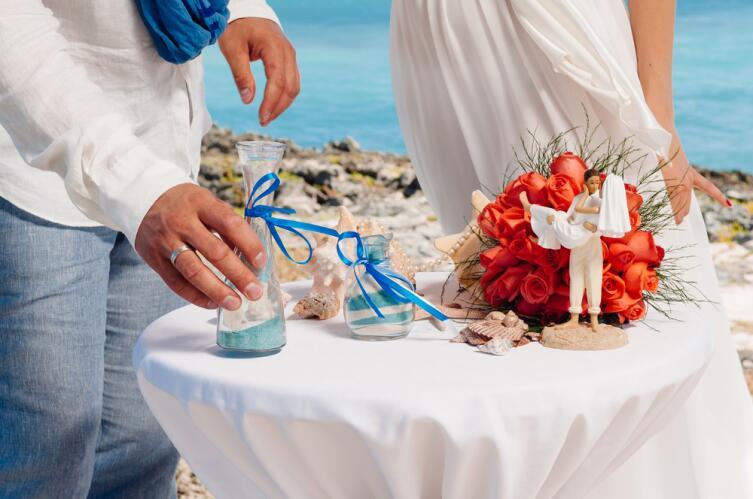 Как выбрать свадебную палитру в соответствии со временем года?