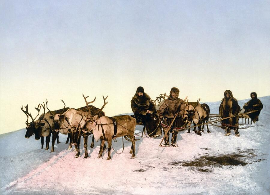 Чем удивительны эскимосы?
