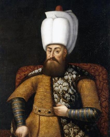 Султан Мурад III, сын Нурбану