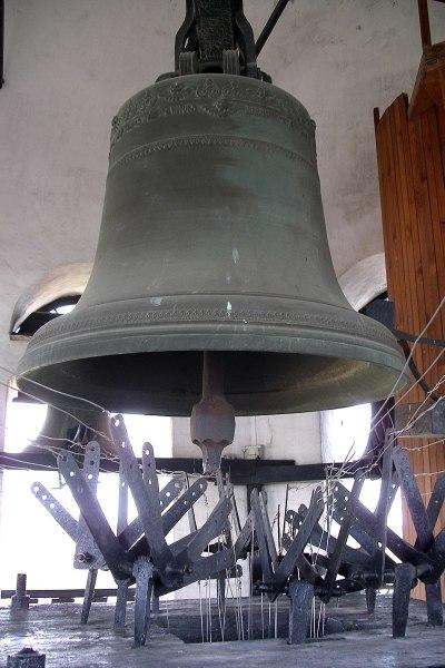 Часовой колокол Невьянской башни