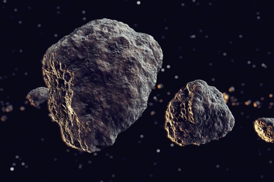 Чем метеор отличается от метеорита?