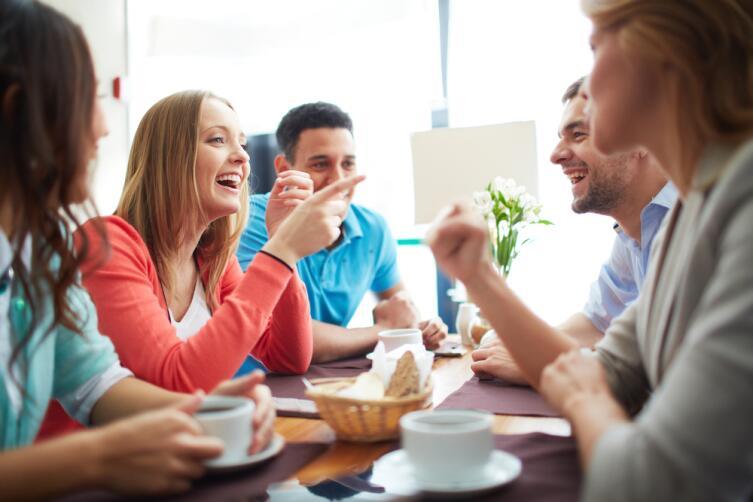 В отношениях между мужчиной и женщиной предложение о переходе на «ты» исходит от женщины