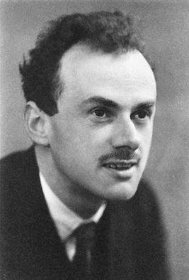Поль Дирак, 1933 г.