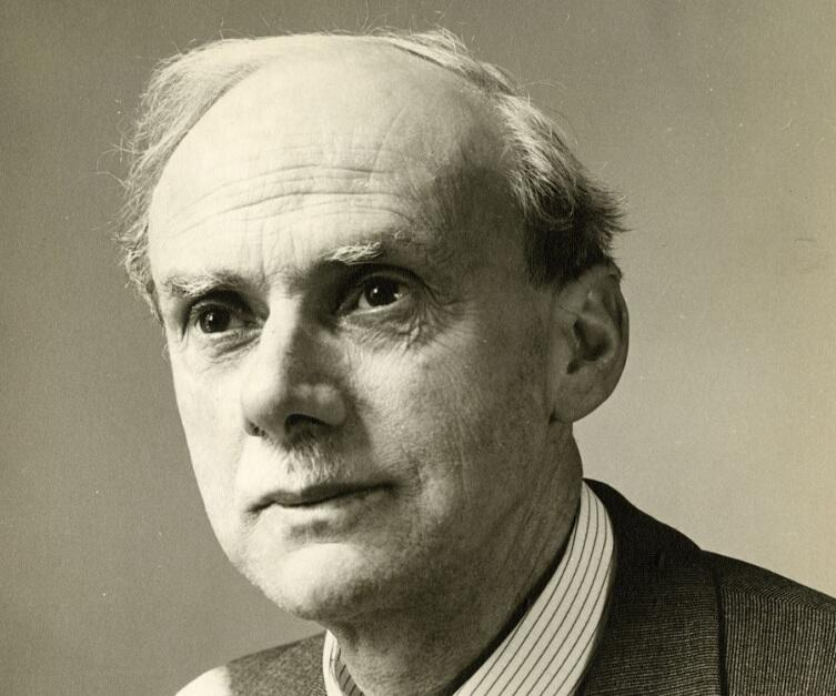 Поль Дирак в 1962 г.