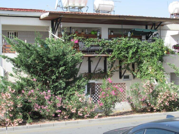 Обычная квартира в Айия-Напе, Кипр