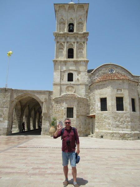 Церковь Св. Лазаря в Ларнаке, Кипр