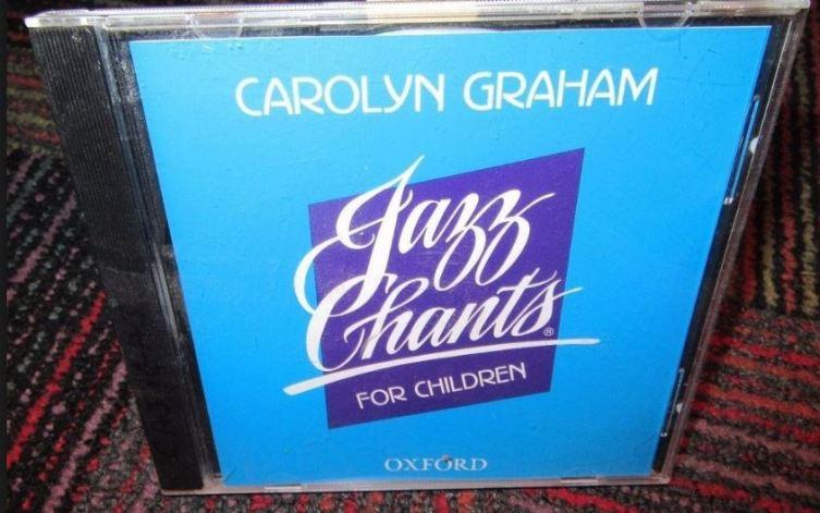Можно ли выучить английский, танцуя и припевая? Jazz Chants от Кэролин Грэхем