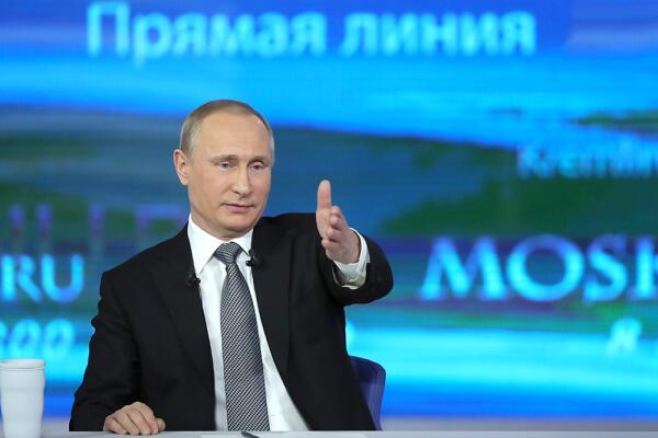 Как реально работает Владимир Путин и почему я об этом знаю?