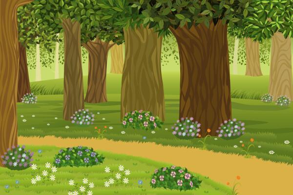 Как рассказать ребенку о звуках?  Сказка «Странный лес»