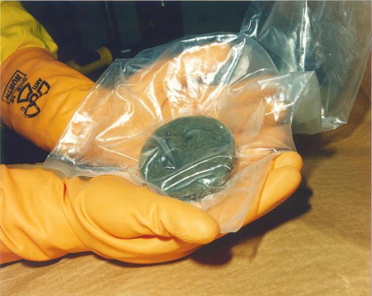 Плутоний в пакете