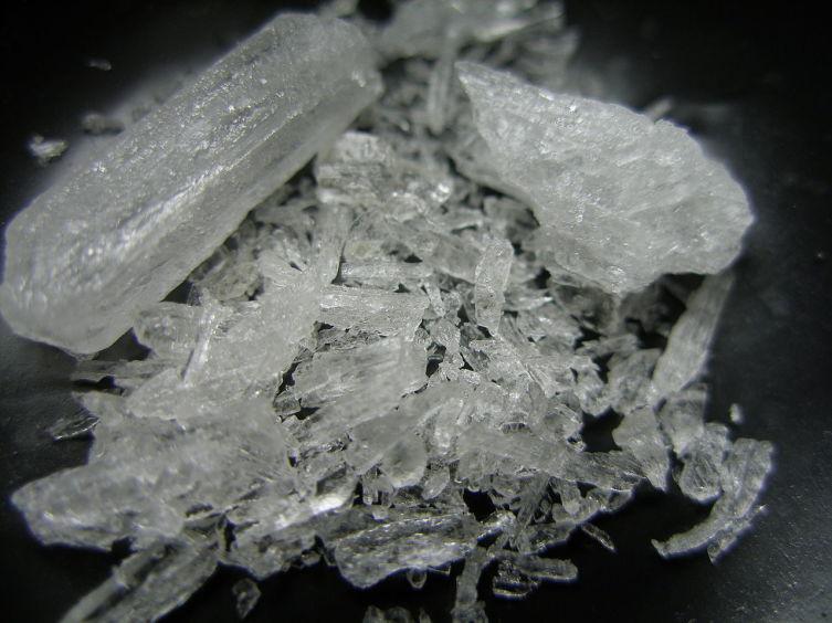 Кристаллический метамфетамин