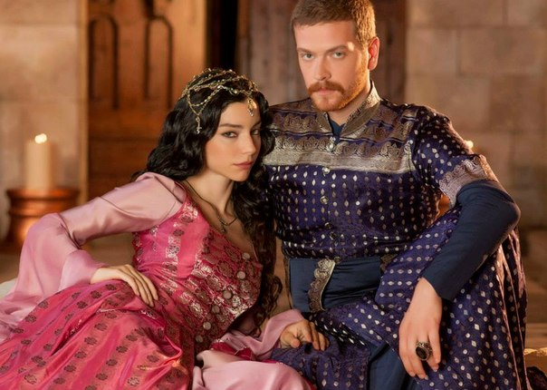 Нурбану Султан и Селим II