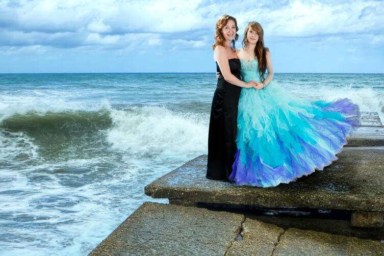 Платье для выпускного бала: уже пора выбирать?