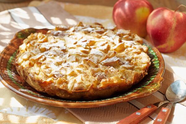Как на основе одного теста приготовить 6 видов пирогов и кексов?