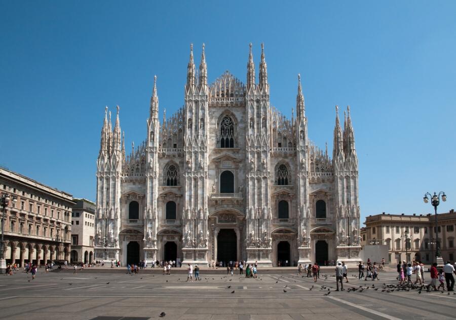 Что можно увидеть в Милане за один день? Миланский собор